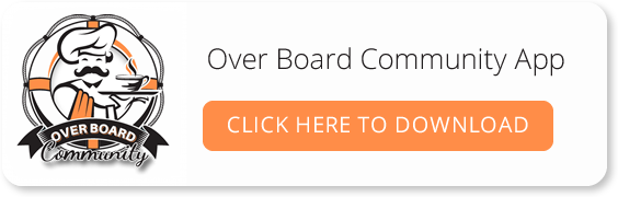 Download the Over Board Community App