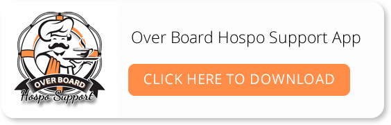 Download the Over Board Hospo Support App